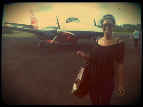 Boarding The Private Jet In Jamaica - Jamaica trip diary