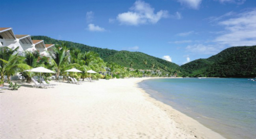 Beautiful Beach At Carlisle Bay, Antigua - family holidays