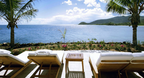 Views Out To Sea At Curtain Bluff - Antigua holiday deals