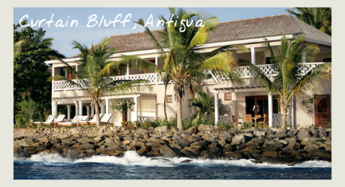 The Spa At Curtain Bluff, Antigua - food and wine holidays