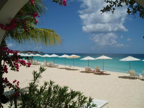 The Beach At Carimar Beach Club - sailing in the Caribbean