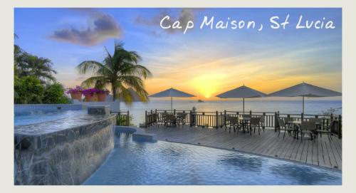 Cap Maison Infinity Pool