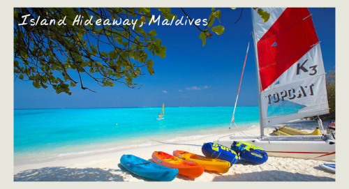 Island Hideaway - tropical family holidays