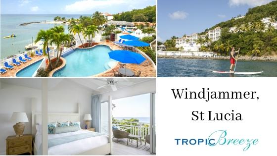 Windjammer Landing, St Lucia