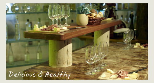 Bar food - Soneva Fushi Wellness Programmes