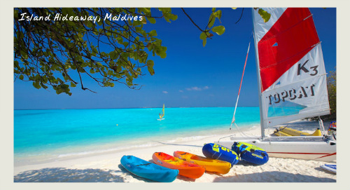 island hideaway, caribbean and maldives special offers