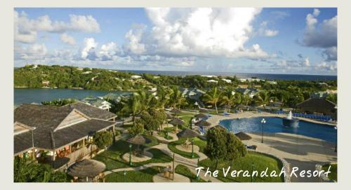 Family fun in Antigua at the Verandah resort