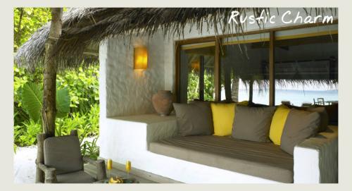 Rustic villa - Soneva Fushi Wellness Programmes
