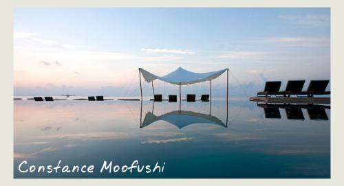 Constance Moofushi - Maldives summer special offers