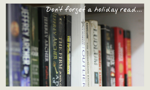 Books - what to take on holiday to the Caribbean