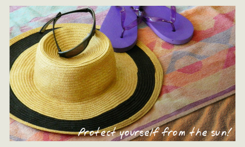 Hat - what to take on holiday to the Caribbean
