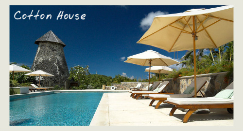 Cotton House - Mustique Blues Festival