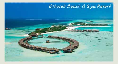 Olhuveli Beach and Spa Resort - fun for kids