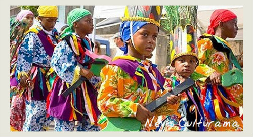 Nevis Culturama - Caribbean 2014 holiday