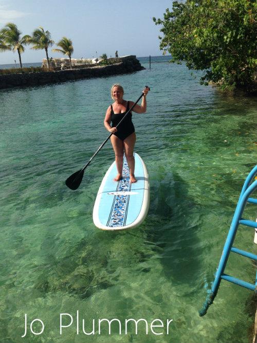 Jo Paddleboarding