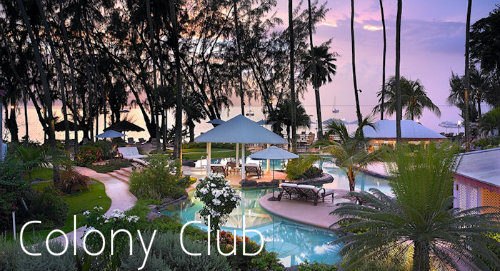 Colony Club Pool