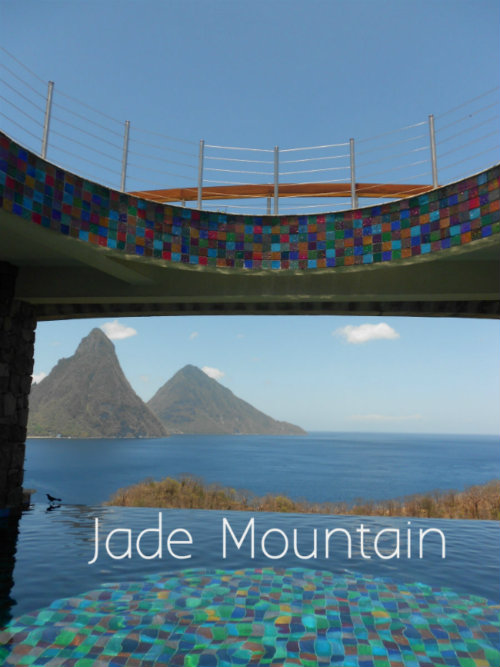 Jade Mountain St Lucia Restaurant Menu