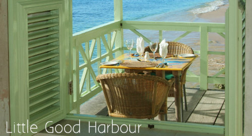 Little Good Harbour Fish pot