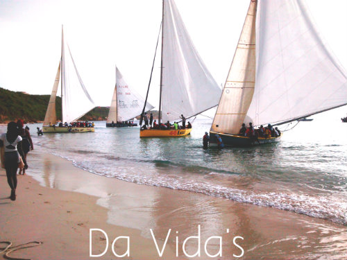 Da Vida's Beach