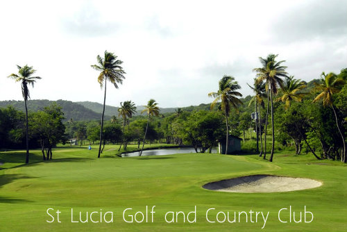 St Lucia Golf and Country Club