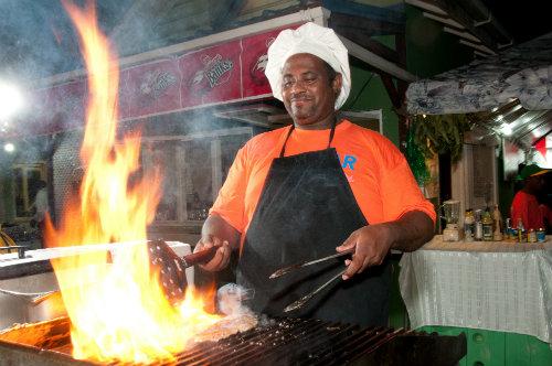 Barbados Street Food
