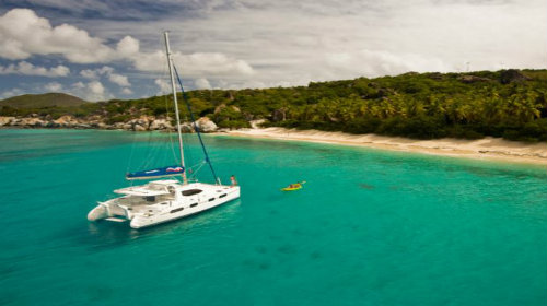 Sailing in the Caribbean Blog - Moorings 500 280