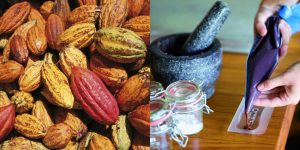 Make your own chocolate in St Lucia
