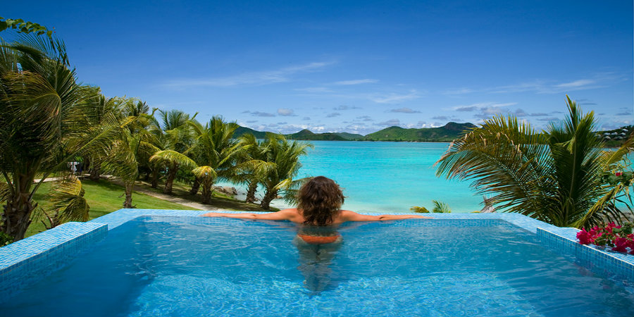 Top Caribbean Hotel Rooms With A Private Pool Tropic Breeze