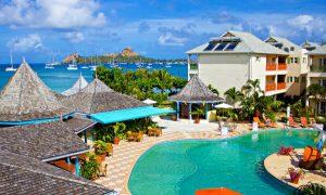 Bay Gardens Beach Resort, St Lucia