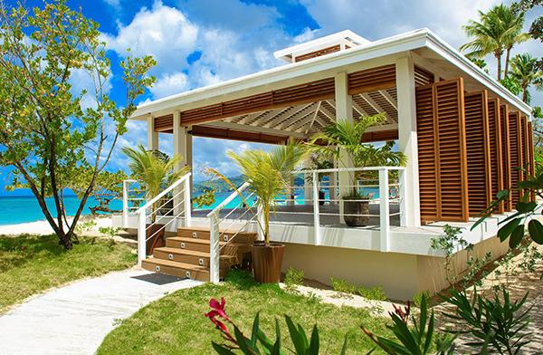 Beach side Yoga Pavilion