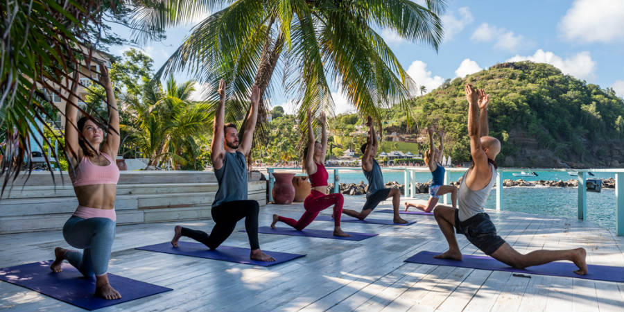 BodyHoliday Outdoor Yoga