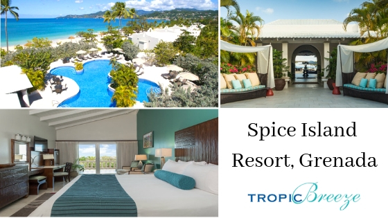Spice Island Resort, Grenada