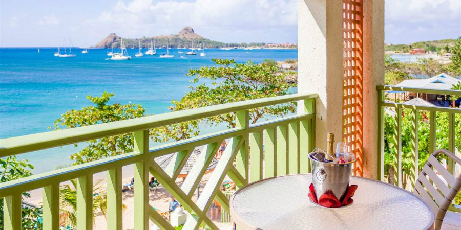 Bay Gardens Beach Resort and Spa, St Lucia