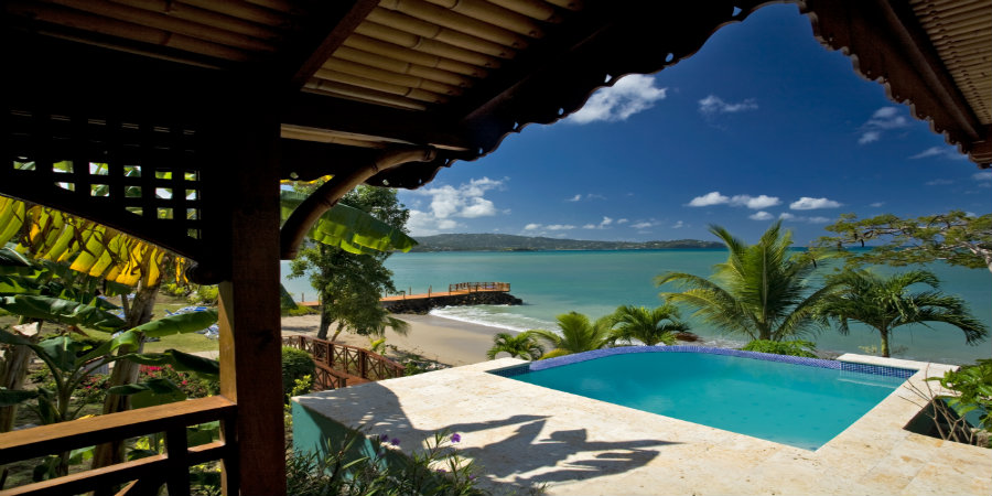 Photos of calabash cove resort spa st lucia tropic for Calabash cottage