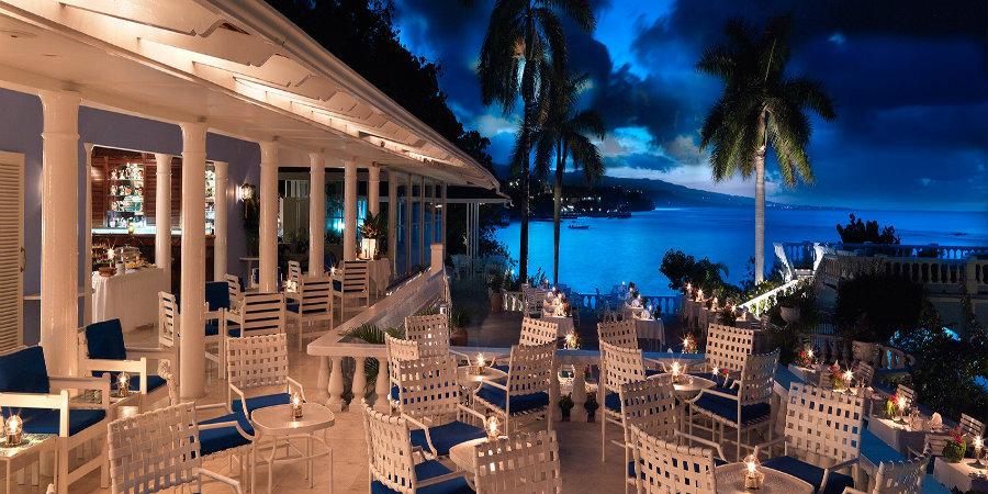 Photos of jamaica inn jamaica tropic breeze for The terrace hotel restaurant