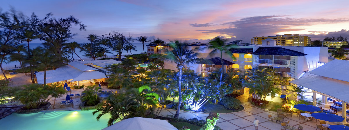 Turtle Beach by Elegant Hotels from Barbados holidays