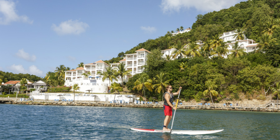 Windjammer Landing Villa Beach Resort, St Lucia