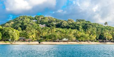 Holidays to East Winds, St Lucia