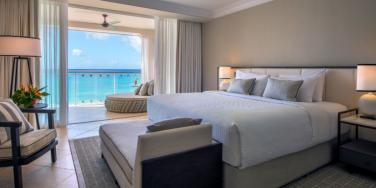Luxury Oceanfront Room, Fairmont Royal Pavilion, Barbados