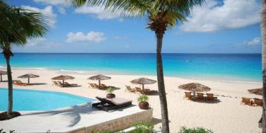 Frangipani Beach Resort, Anguilla -  1