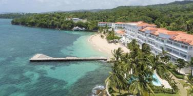 aerial, Couples Tower Isle, Jamaica -  1