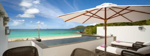 Hotel Saint-Barth Isle De France -  0