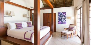 bedroom, Paradise Beach Nevis
