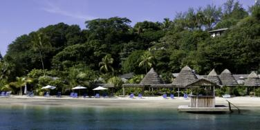 Young Island Resort, St Vincent -  1