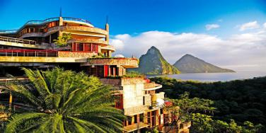 Jade Mountain, St Lucia -  1