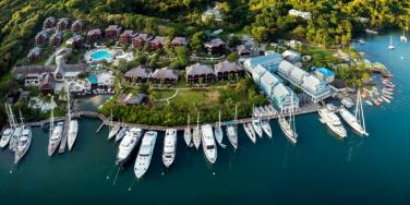Capella Marigot Bay Resort and Marina, St Lucia -  1