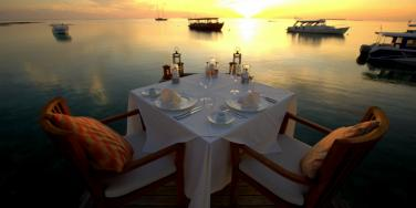 Mirihi Island Resort, Maldives
